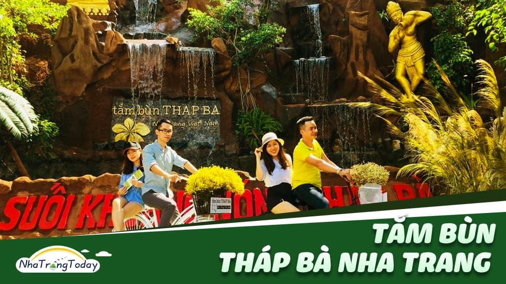 Tắm Bùn Tháp Bà Nha Trang - Trải Nghiệm Ngâm Thảo Dược đặc biệt