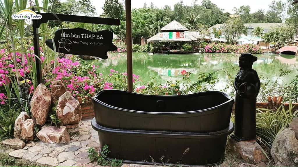 tắm bùn Nha Trang