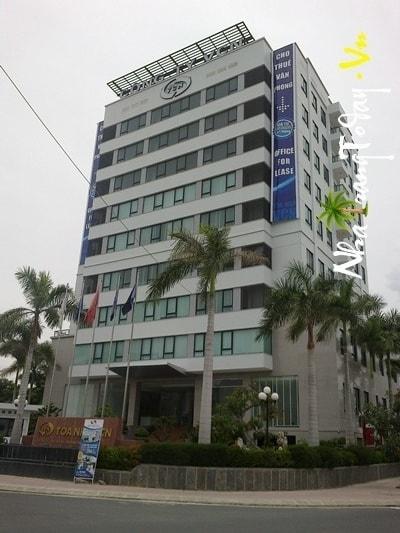 Văn phòng cho thuê ở Nha Trang - Tòa nhà VCN