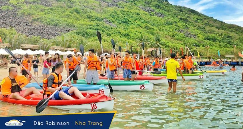đảo robinson Nha Trang