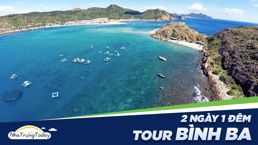 Tour Đảo Bình Ba 2 ngày 1 Đêm Giá Tốt Nhất [HOT 2021]