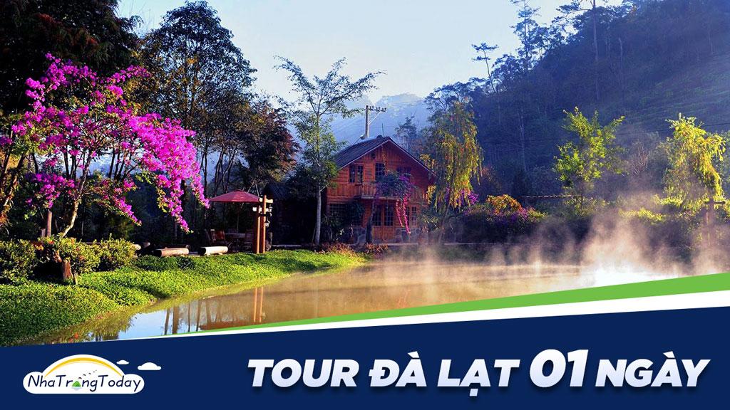 Tour Nha Trang - Đà Lạt 1 Ngày Trọn Gói Giá Tốt Nhất