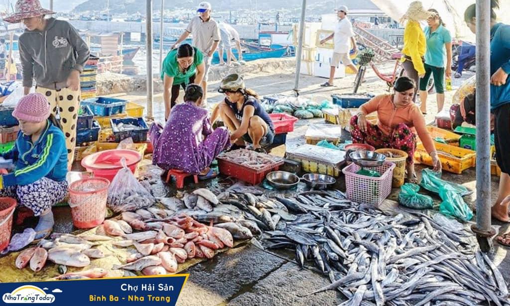 Tour Đảo Bình Ba Nha Trang