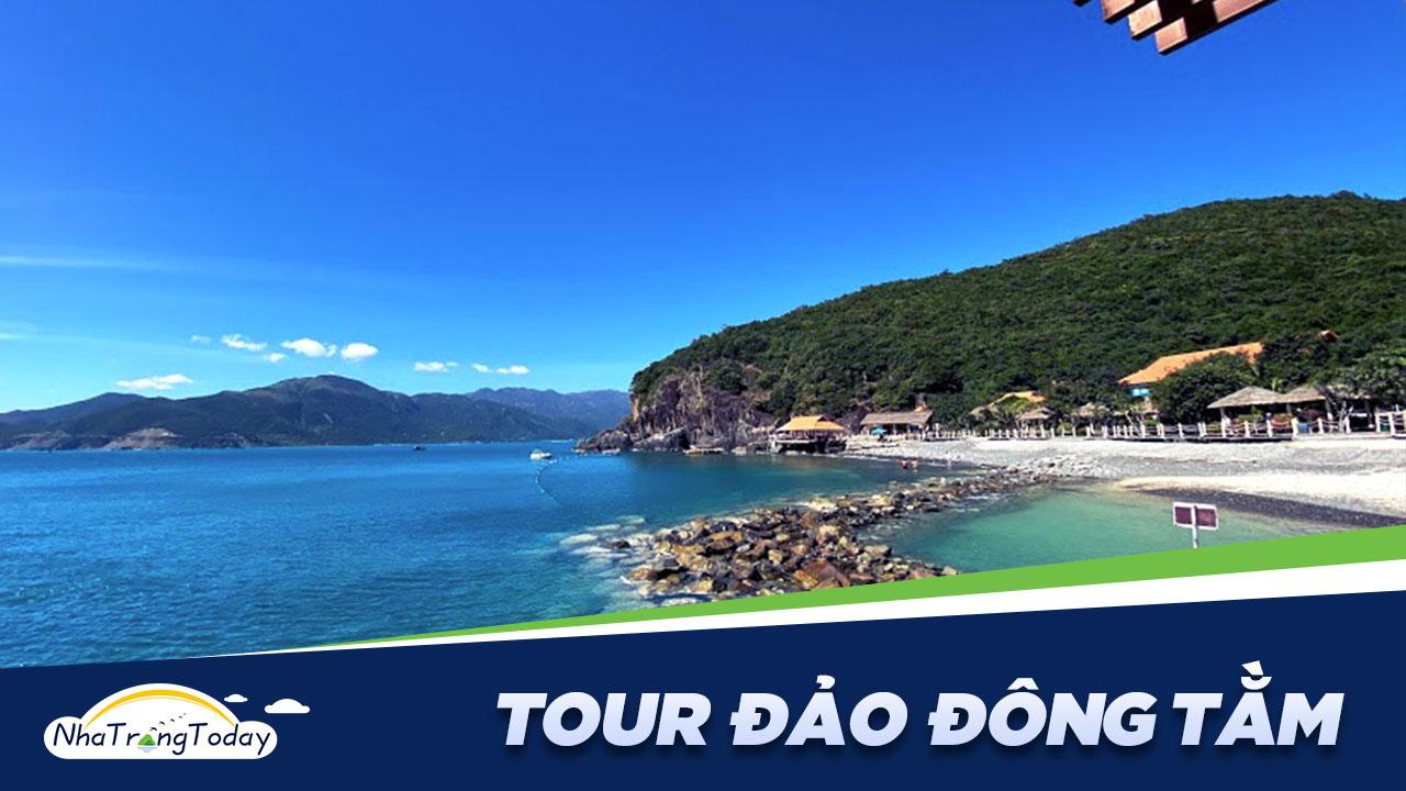 Tour Đảo Yến Đông Tằm Nha Trang Về Đêm [Hot 2021]
