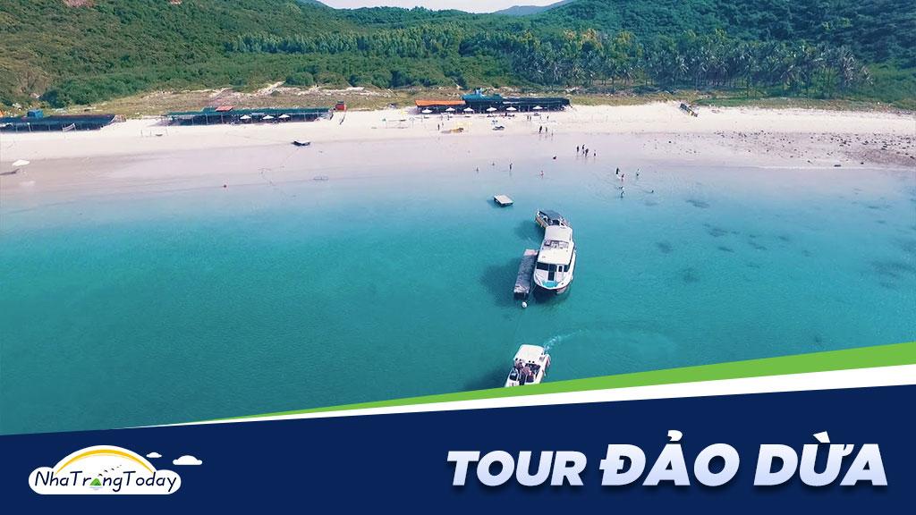 Tour Đảo Dừa Nha Trang Giá Rẻ - Chất Lượng Cao 2021