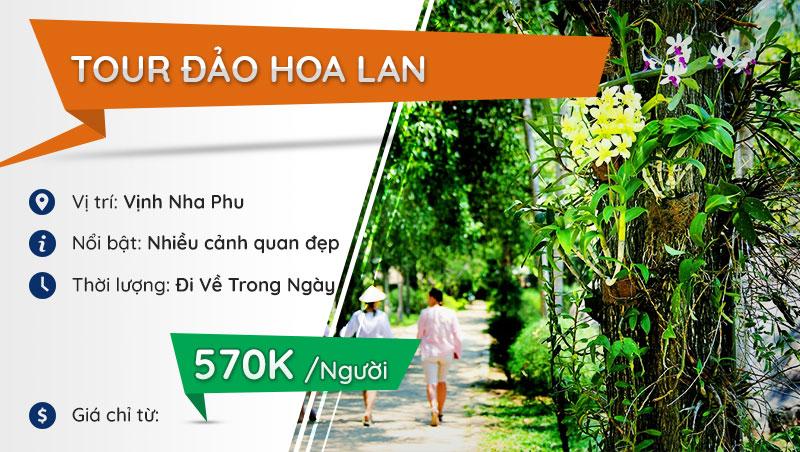 tour đảo Hoa Lan Khánh Hoà
