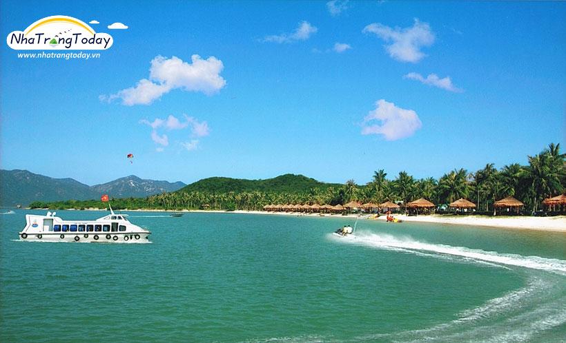 Tour đảo Hoa Lan 2 ngày 1 đêm