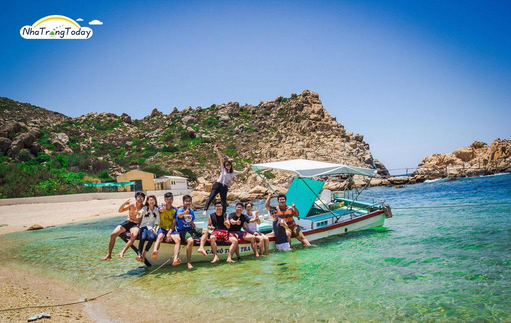 Tour Đảo Yến Nha Trang