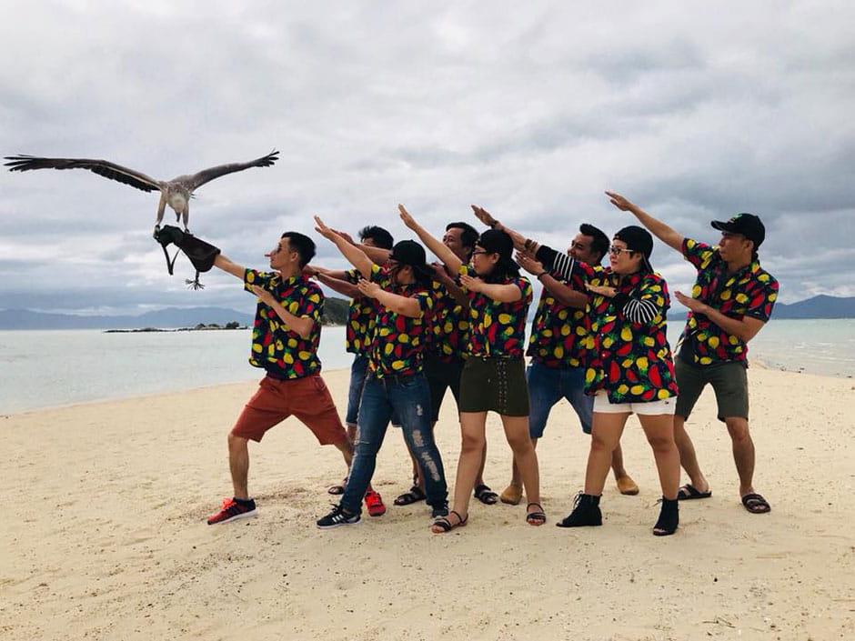 Tour đảo Điệp Sơn [2019]