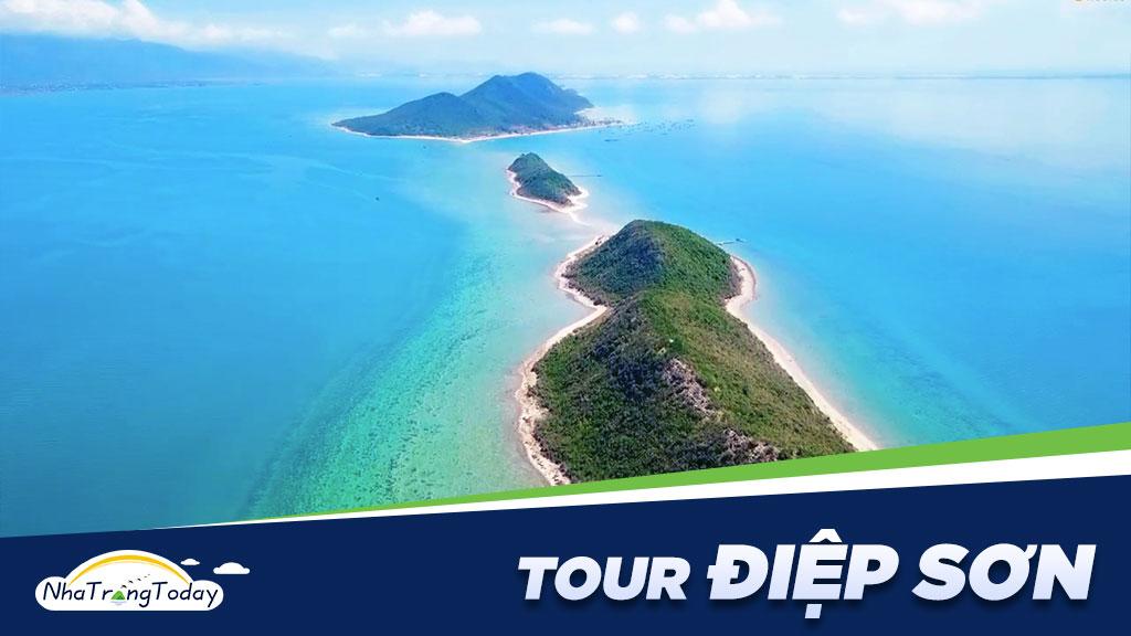 Tour Đảo Điệp Sơn Nha Trang - Tham Quan Dốc Lết