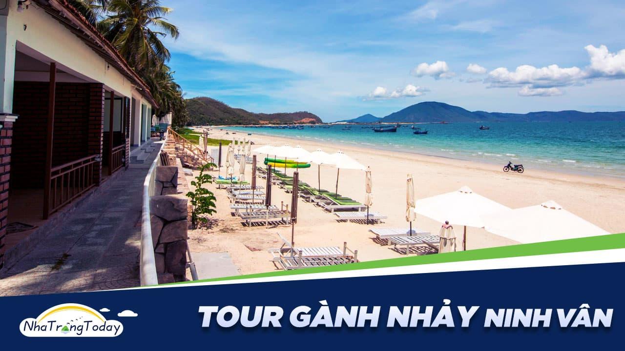 Tour Gành Nhảy Ninh Vân - Tắm Khoáng IResort Nha Trang
