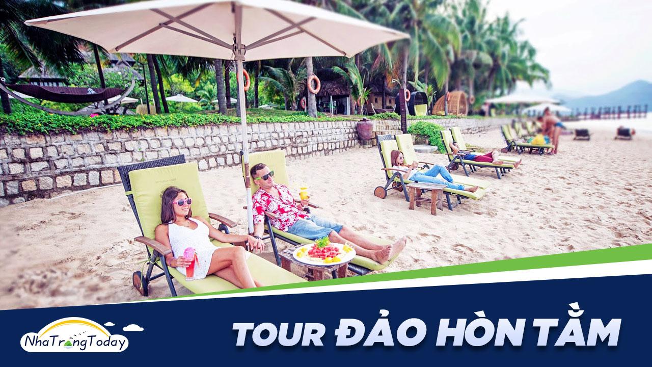 Tour Hòn Tằm Nha Trang Trọn Gói Giá Rẻ - Chất Lượng Cao 2021