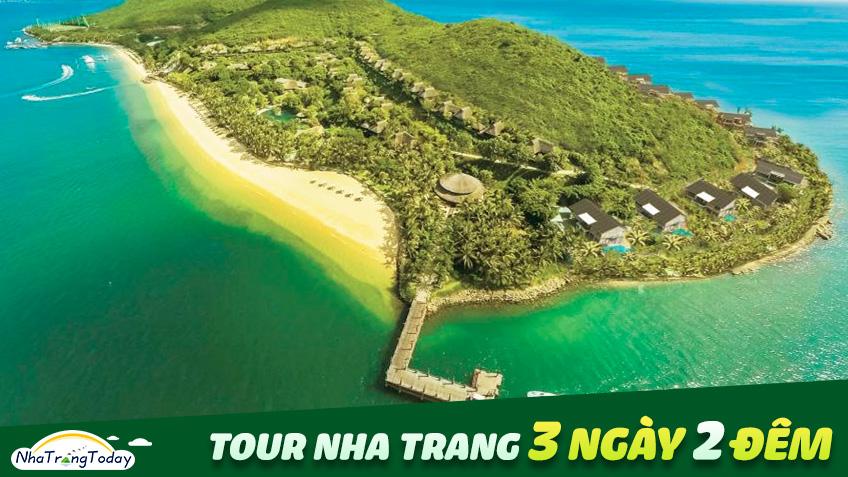 Tour Nha Trang 3 Ngày 2 Đêm Trọn gói - Giá Rẻ - Chất Lượng