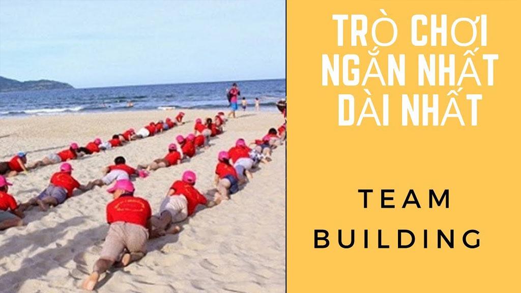 trò chơi team building