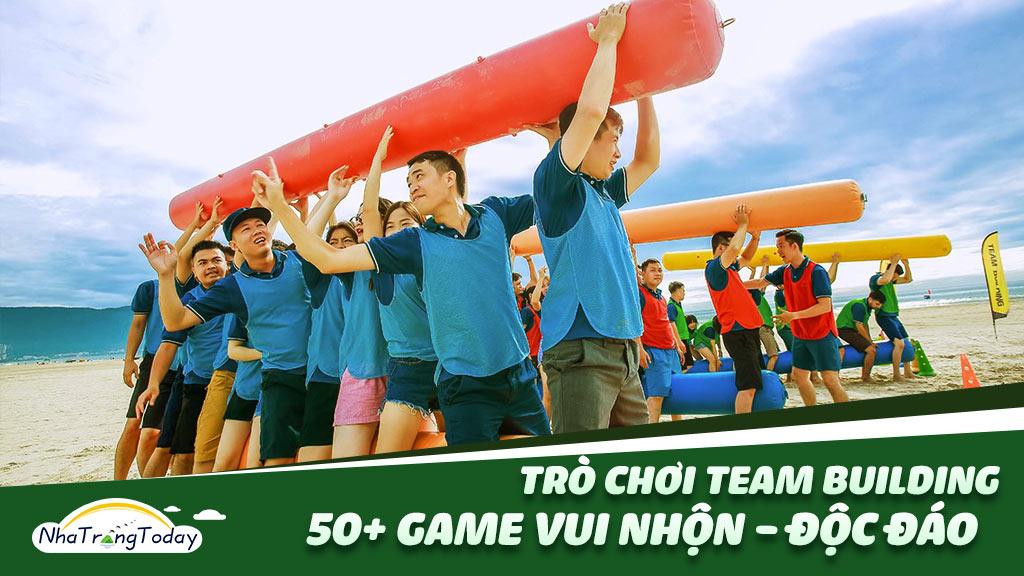 LIST 50+ Trò Chơi Team Building [SIÊU BỰA – LỘT XÁC] Theo Chủ Đề