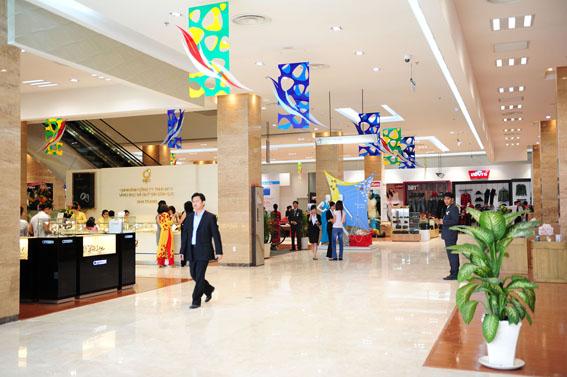 Trung tâm Thương mại Nha Trang - Nha Trang Center