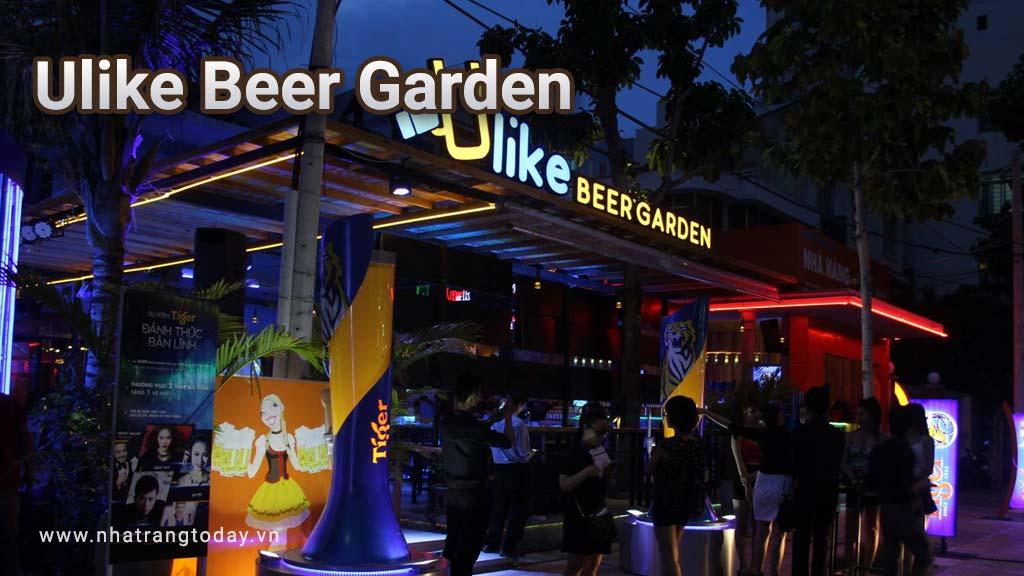 ULike Beer Garden Nha Trang