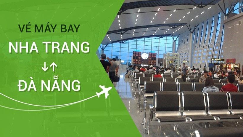 Vé Máy Bay Khứ Hồi Nha Trang - Đà Nẵng