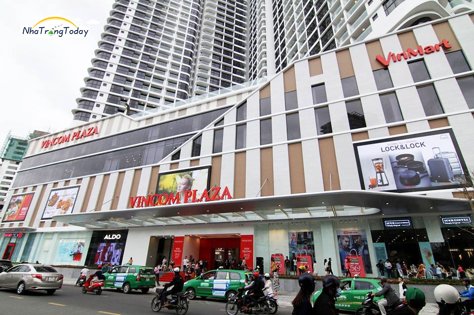 Vincom Plaza Lê Thánh Tôn Nha Trang