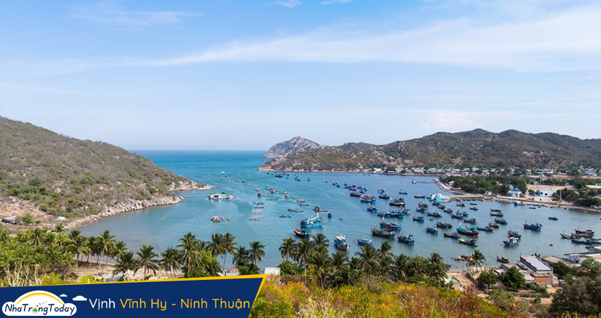 Vịnh Vĩnh Hy - Ninh Thuận