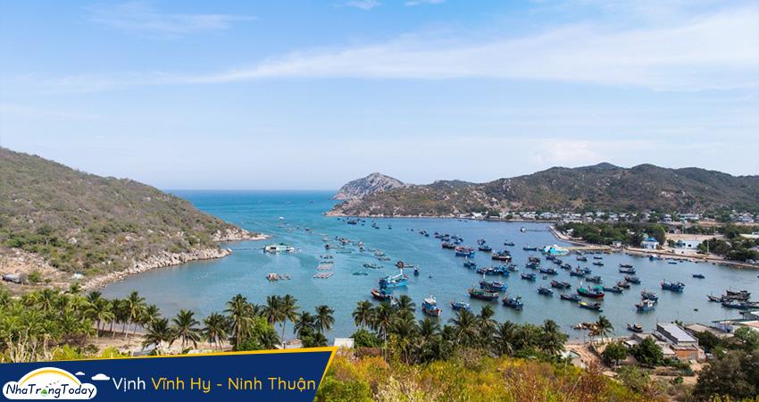 Hang Rái - Vĩnh Hy (Ninh Thuận)