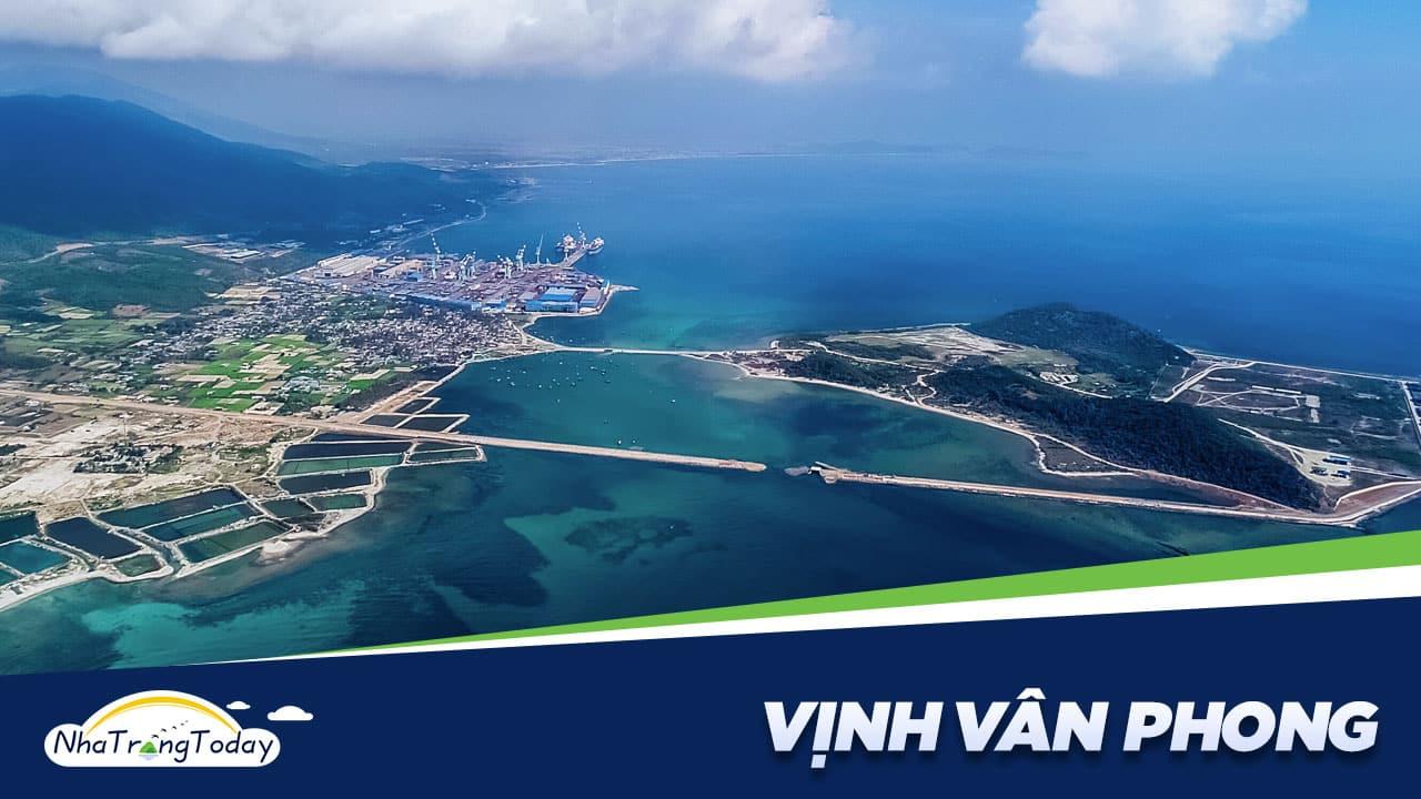 Vịnh Vân Phong Nha Trang - Eo Biển Kín Gió Rộng Lớn Tuyệt Đẹp