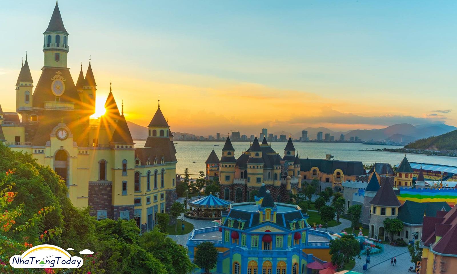 Vinpearl Land Nha Trang - VinWonders [Đang Giảm Giá 2020]