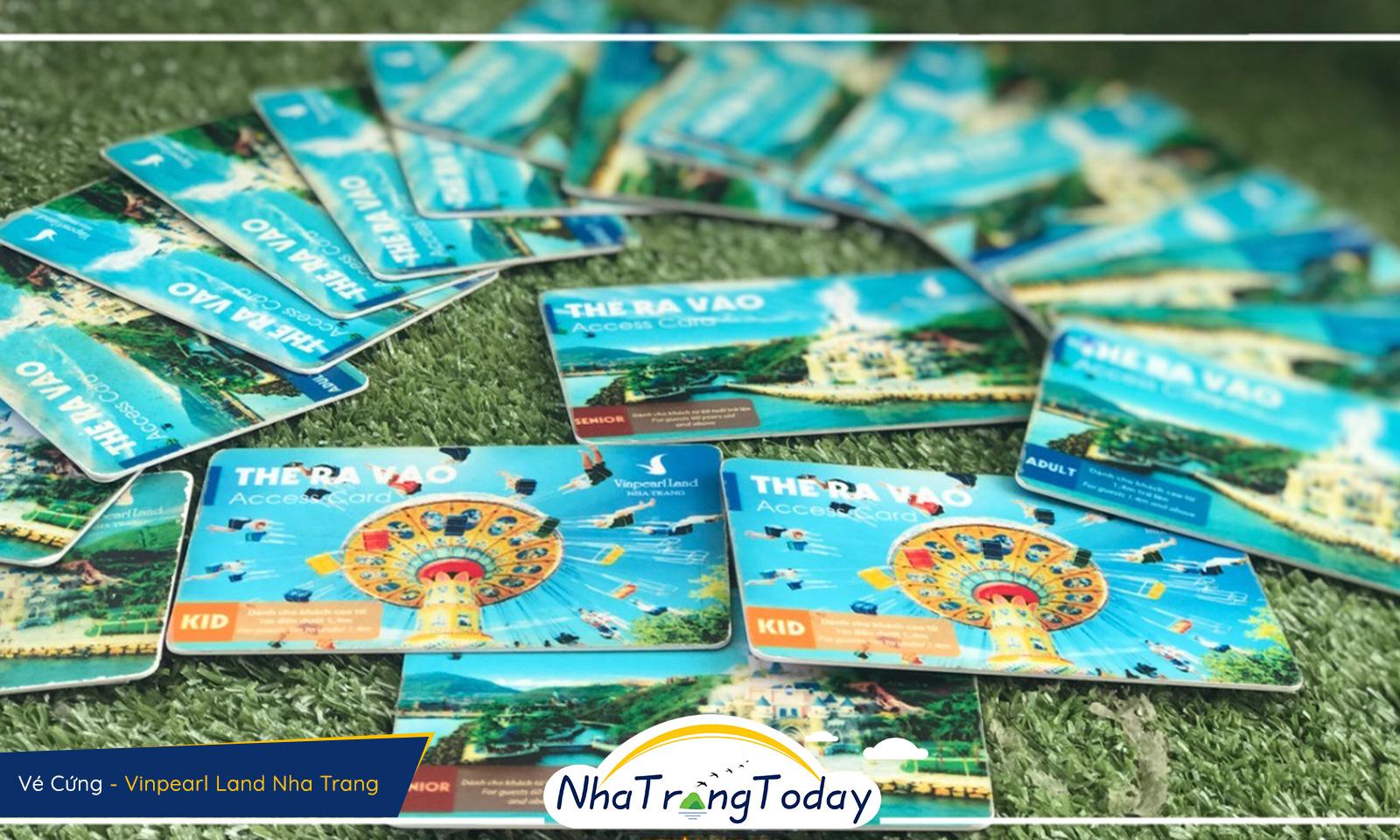 Vé Vinpearl Land Nha Trang