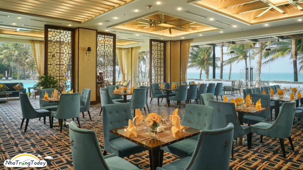 Vinpearl Resort Nha Trang - nhà hàng Jasmine
