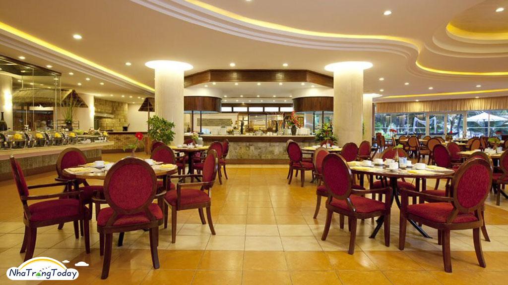 Vinpearl Resort Nha Trang - nhà hàng Lotus