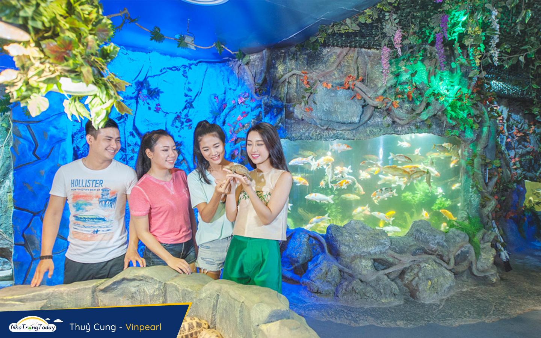 Thuỷ Cung Vinpearl Nha Trang