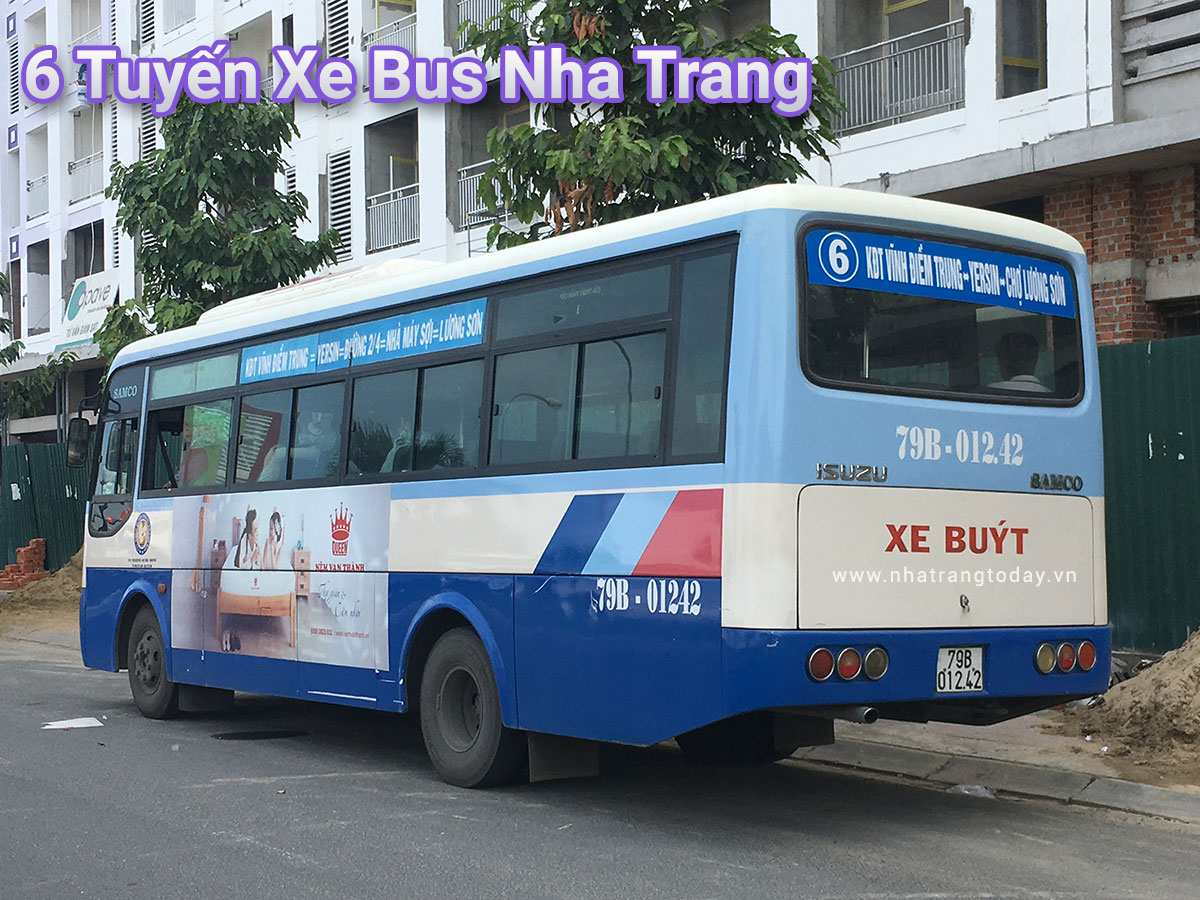 Tuyen xe bus so 6