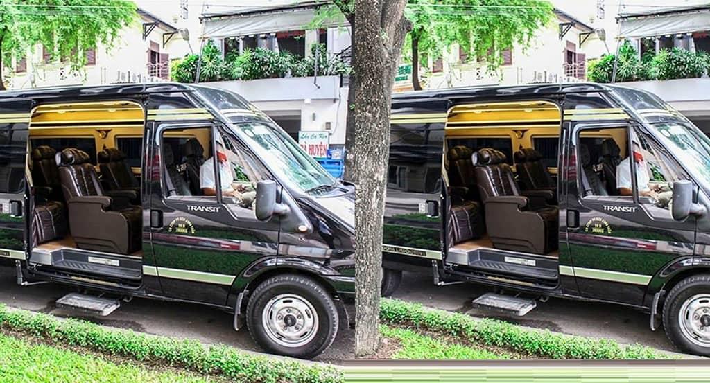 Xe Nhà Limousine Nha Trang - Đà Lạt
