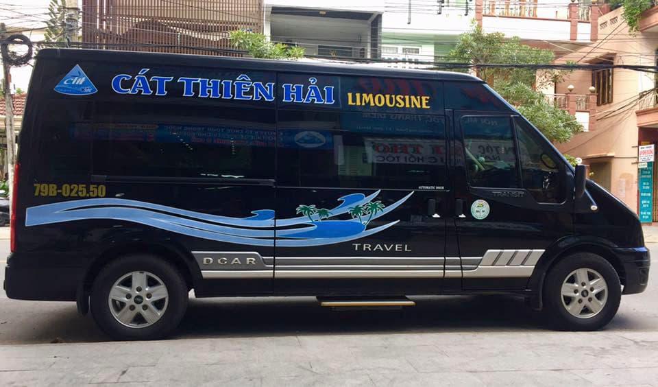 Xe đi Nha Trang - Đà Lạt